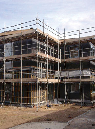 domestic scaffolding, commercial scaffolding, commercial scaffolding